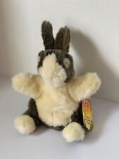 Rabbit Puppet FOLKMANIS Baby Dutch Rabbit Puppet