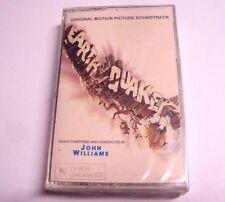 Earthquake Original Picture Movie Soundtrack OST John Williams Cassette NEW