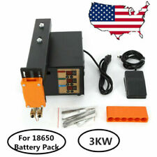 110v Battery Electric Pulse Spot Welder Battery Pack Spot Welding Machine Kit Us