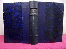 SAINTE ÉLISABETH DE HONGRIE Comte de Montalembert 8 chomolithographies 1878