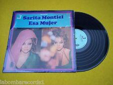 Sarita Sara Montiel esa mujer Mexico edit Diana LP Ç
