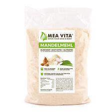 Mandelmehl naturbelassen blanchiert MeaVita 1000g glutenfrei low carb