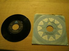 Vtg Bay City Rollers 45 Record 2pc 1970s Dance & I Only Want To Be With You  A38