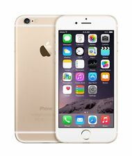 Apple Iphone 6 - 16GB-Dorado (desbloqueado) grado A 12 meses de garantía