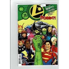 Legion of Super-Heroes #3 DC Comics Book