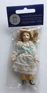 Dolls House Girl 'Penelope' - 10.5 cm - New In Original Packaging