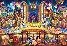 Disney Jigsaw Puzzle 1000 Pieces Mickey Dream Theater Tenyo Japan