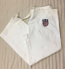 Womens Olympic Team Official Ralph Lauren 2008 USA Sweat Pants size M