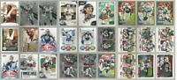 Dallas Cowboys 27 card 2010 insert lot-all different