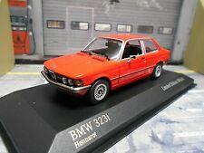 BMW 3er Reihe 323i Limousine E21 rot red 1975 Minichamps 1/500 1:43