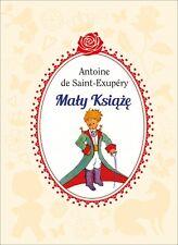 POLISH BOOK Mały Książę Antoine de Saint-Exupery Maly ksiaze BAJKI PO POLSKU