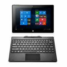 "iRULU Walknbook Windows 10 2-in-1 10.1"" Tablet 2GB 32GB Intel Laptop HDMI BT"