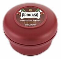 Proraso Shaving Soap in a Bowl, Red 150ml