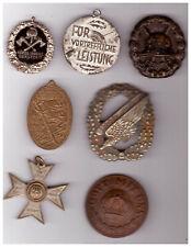 Orden / 1. WK / 2. WK / Luftwaffe / Feuerwehr / Deutsches Reich / Ehrenzeichen