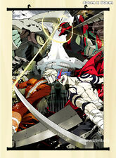 Japan Anime Poster  Wall Scroll Tengen Toppa Gurren Lagann Kamina  16*24INCH