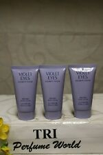 Violet Eyes Elizabeth Taylor Perfumed Body Lotion (lot of 3 x 1.7 fl.oz.)
