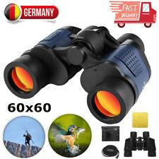 60x60 Fernglas Profi Feldstecher 3000M Nachtsicht Fernrohr Binoculars Zoom TOP