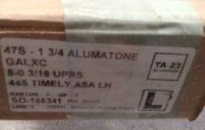TIMELY DR FRAME ALUMATONE GALXC (Galvanized) 3-0x8-0 47S LH 445xASA TA23 CASING