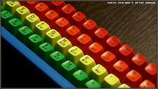 Commodore 64 Keyboard/Tastatur (MULTICOLOR) from DS Retro Garage!