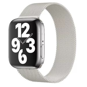 Strap For Apple watch Band 44mm 40mm 38mm 42mm 44 mm Accessorie Magnetic Loop