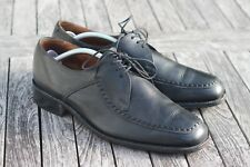 LOAKE 'Fontwell'Smart Formal Leather Shoes9.5UK EEE (Made in England)
