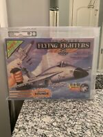 AFA 80 1989 Hasbro Flying Fighter F-18 Sealed Instant Win Game Variation Rare 🚀