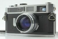 【NEAR MINT++】 Canon Model 7 Rangefinder Camera + 50mm f/1.8 L39 Lens From JAPAN