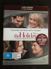 The Holiday HD DVD (Work Only with HD DVD Players & Drives)
