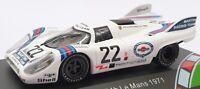 CMR 1/43 Model Car Scale CMR43002 - Porsche 917K #22 1st Le Mans 1971