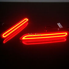 LED Light Guide Brake Light Turn Signals DRL for Toyota Camry Sienna Venza Lexus