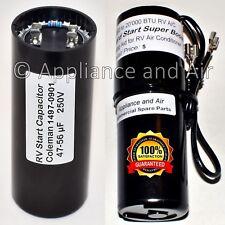 Coleman Hard-Start Kit repl. 1497-0901 Start Capacitor 47-56 MFD Camper RV Air