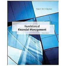 Foundations of Financial Management, 15th Edition by Block, Hirt and Danielsen