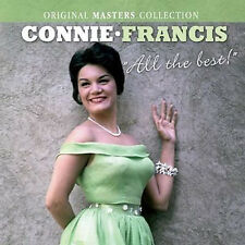 CONNIE FRANCIS ~ ALL THE BEST NEW SEALED 2CD SET Rock And Roll + Italian Hits