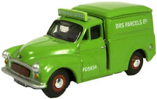 Oxford 76MM052 Morris Minor BRS Van Green 1/76 Scale 00 Gauge T48 Post