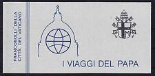 Vatican Carnet De Timbres Vaticano MH 14.3. 1985 Mi 853+856-858 MNH