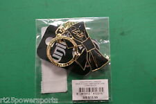 Unit Riders Girls Keychain Sinister Bow  Black Key Ring  MX BMX ATV Key Chain