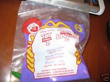 McDonalds Disney Toy Story 2 Happy Meal Disney's Rex Dinosaur 1999 toy part