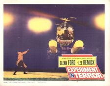 Experiment in Terror 11x14 Lobby Card #nn