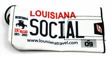 Social Paintball Barrel Condom Cover Bag - Louisiana State License Plate