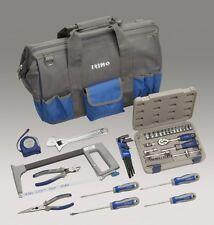 Irimo Werkzeugtasche mit 53tlg. Bestückt TOP Profi Werkzeugsatz Bahco /Irimo