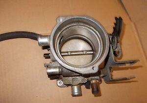 SAAB 900 (1994-) 9-3 (-2003) Drosselklappe throttle 9166612
