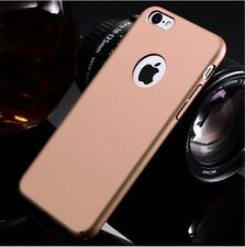 Ultra Luxury Plastic Matte Hard Back Case Cover For Apple iPhone 5 6 6S 7 7 Plus