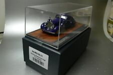 1937 Rolls Royce Phantom III Aero coupe Matrix MX 51705-171 purple blue  1:43