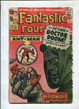 FANTASTIC FOUR #16 (3.0) 1ST ANTMAN CAMEO WASP APPEARANCE