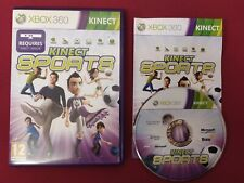 Kinect Sports XBOX 360 Game - Kinect Required PAL Complete Free UK P&P