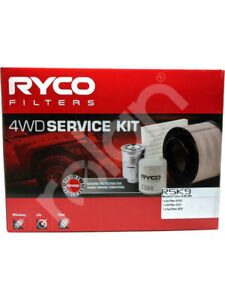 Ryco 4x4 Filter Service Kit FOR MITSUBISHI TRITON MN (RSK9)