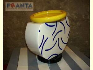Vase ceramic CUCUMBER MARTINE BEDIN für MEMPHIS Milano by FRANTA