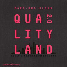 QualityLand 2.0, -  Kikis Geheimnis: (8 Audio-CDs) NEU&OVP!!! 2020
