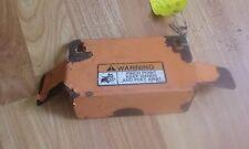 SCAG  -  421624 Guard, Pump Drive Belt