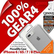 "Gear4 Piccadilly D3O Protection Case for Apple iPhone 6 / 6S / 7 / 8 Plus (5.5"")"